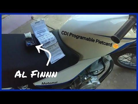 Poniendo CDI Programable a el Motomel S2!! || RamiiStunt
