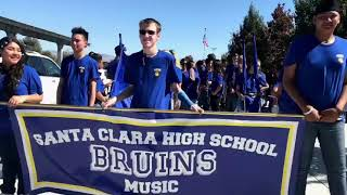 Santa Clara High School Band