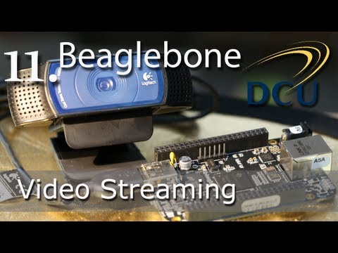 Beaglebone: Streaming Video from Embedded Linux & Custom Video Player