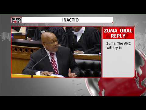 President Zuma answers question on White Monopoly Capital, Radical Economic Transformation