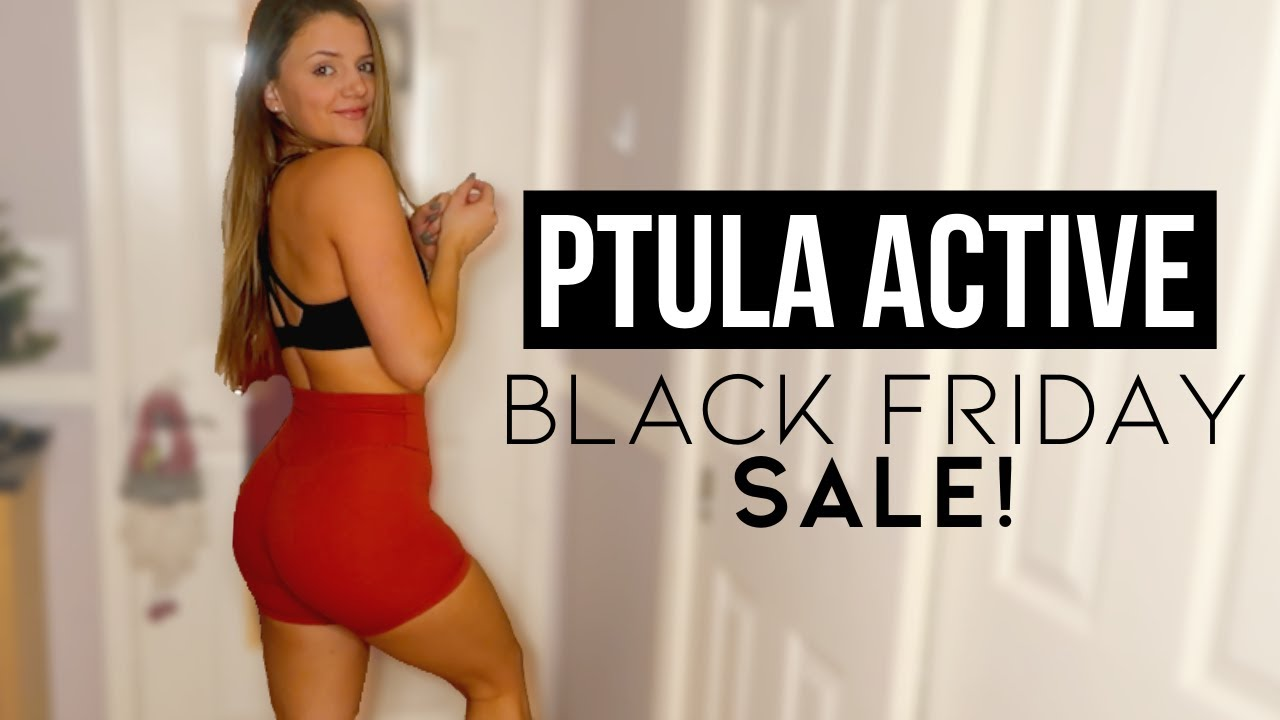 Ptula Active Black Friday Sale Youtube Der black friday 2020 ist schon wieder vorbei. youtube