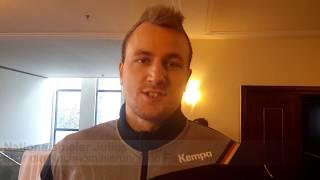 Handball-EM: Julius Kühn über die Nachnominierung von Finn Lemke