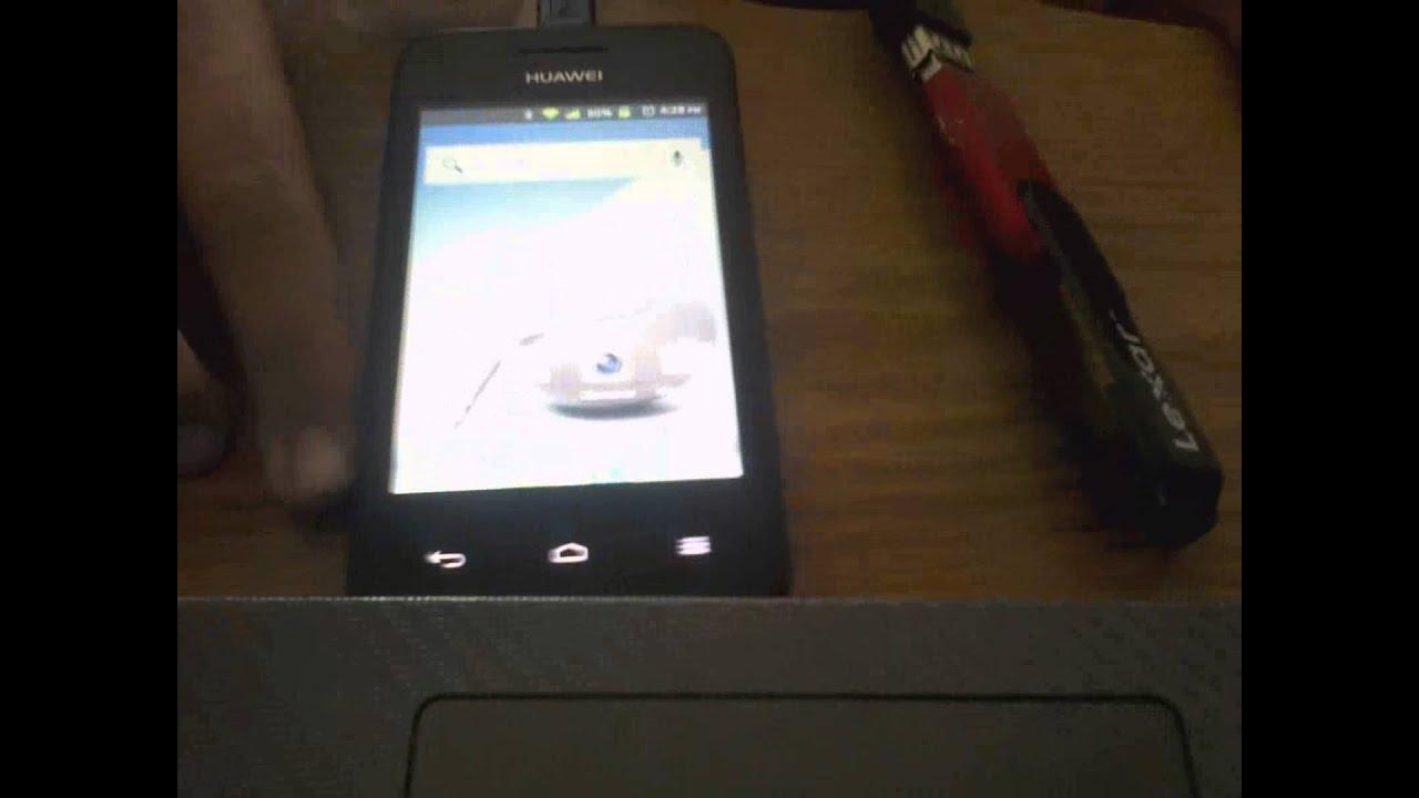 Huawei Ascend Y220 Drop Test Videos - Waoweo