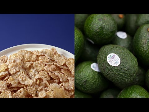 Are Frosted Flakes really healthier than avocados? | CNBC International