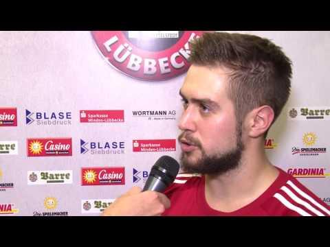 TuS N-Lübbecke vs. TV Emsdetten - Kenji Hoevels