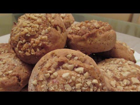 Рецепт простого печенья к чаю с фото