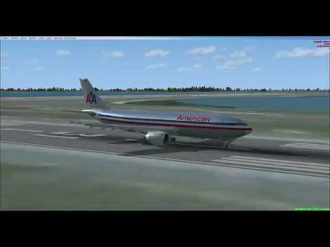 Air Accidents: American Airlines Flight 587