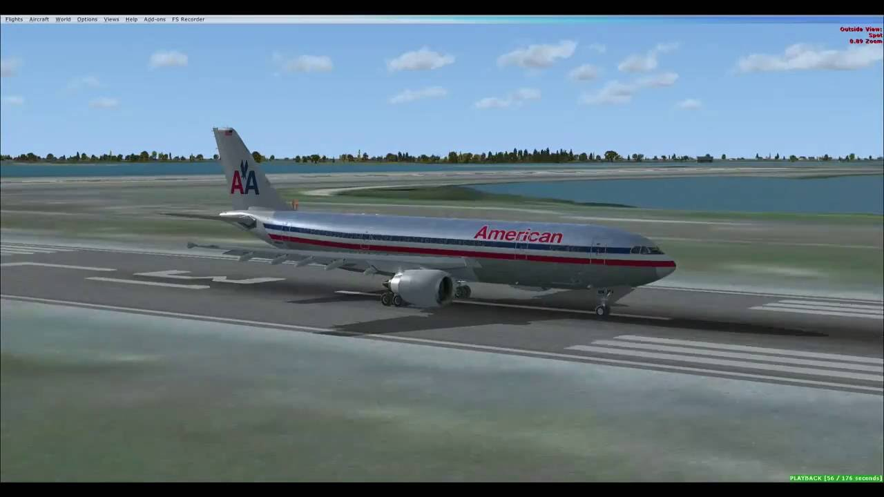 Air Accidents American Airlines Flight 587 Youtube