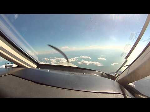 PILATUS PC-12: APPROACH AND LANDING KMTH