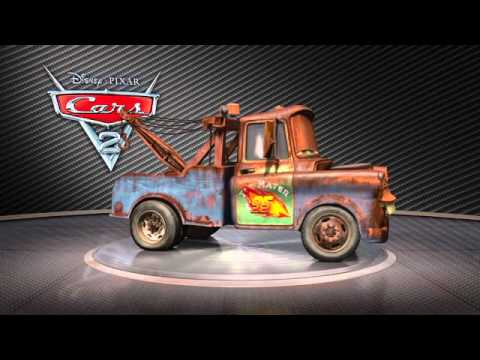 cars 2 mater youtube. Black Bedroom Furniture Sets. Home Design Ideas