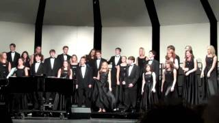 The Spinning Song- LHS Chamber Choir