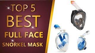 Best Full Face Snorkel Mask 2018