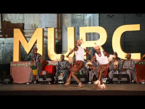 Benin Republic Ballet in Murcia - Ballet National du Bénin
