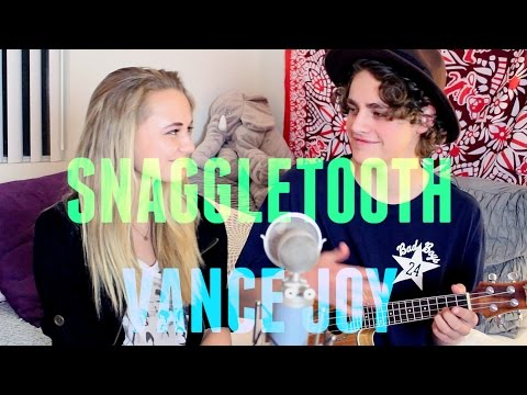 Snaggletooth - Vance Joy (cover ft. Steffan Argus)