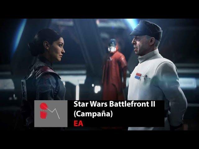 Vídeo Análisis Star Wars Battlefront 2 (Campaña)