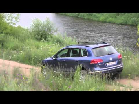 Новый Фольксваген Туарег (Volkswagen Touareg ): универсальный солдат