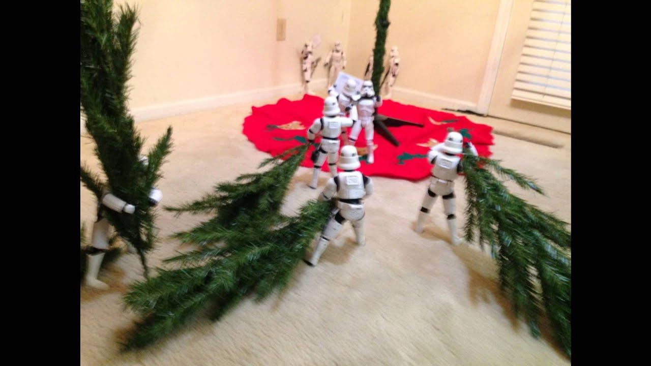 New Star Wars Decorate The Christmas Tree Leader Darth Vader 2016