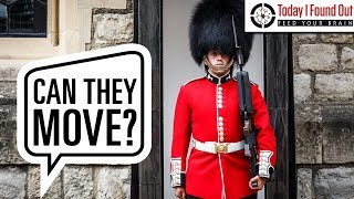 Can the Queen's Guard Really Not React to People While on Duty? thumbnail