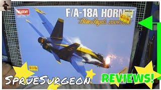 Academy F A 18A Hornet 1 72