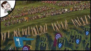 MASSIVE HOLY ROMAN EMPIRE v AUSTRIA SURVIVAL! Medieval Kingdoms 1212AD Mod Gameplay