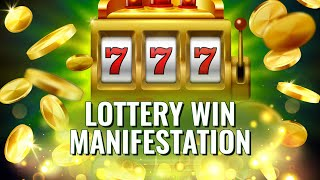 LOTTERY WIN MANIFESTATION ✦ Abundance Music, Law of Attraction, Binaural Beats ✦ Be Lucky Forever