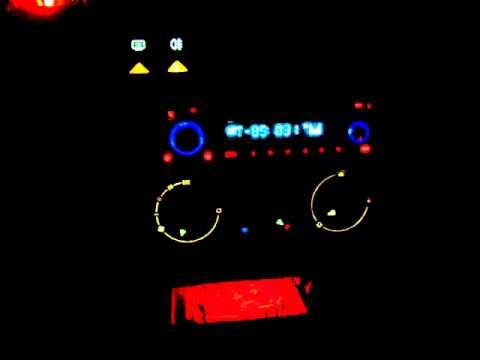 Как заменить лампочки прикуривателя пепельницы на VW GolfГольф