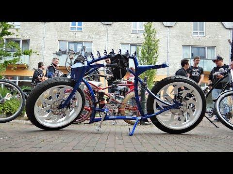 KTC @ The Doom Cruise 2018, International Custom-bike event