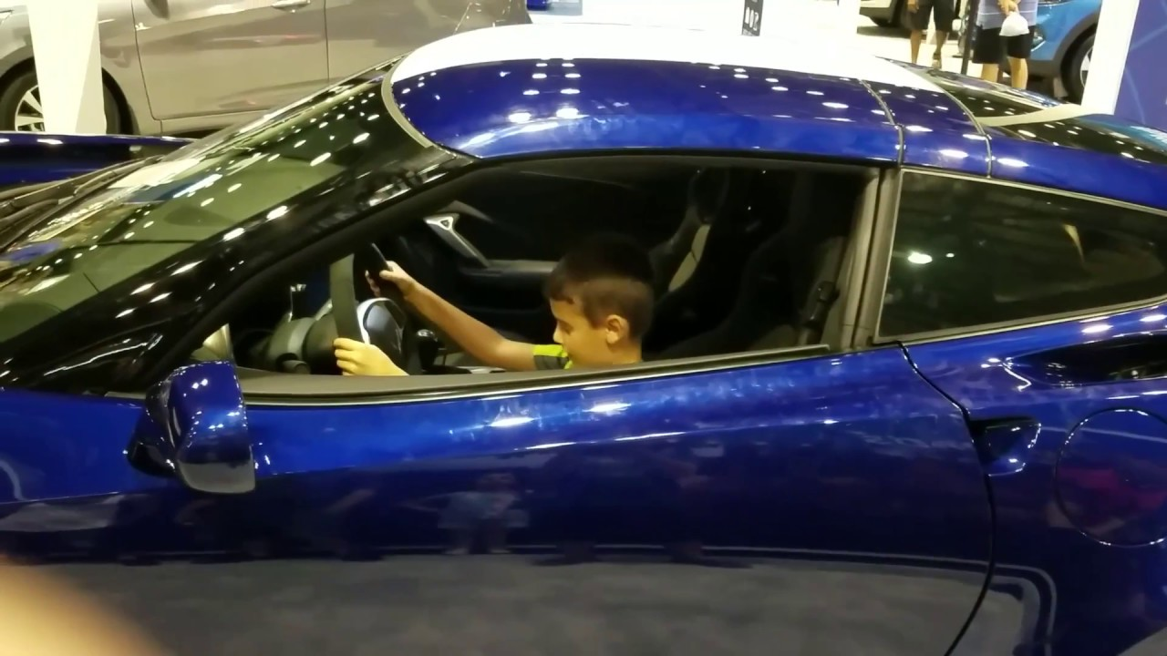 Car Show Orlando >> Orlando Auto Show 2016 Youtube