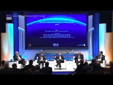 World Energy Congress | The Role of Multipurpose Hydropower in a Water-Stressed World