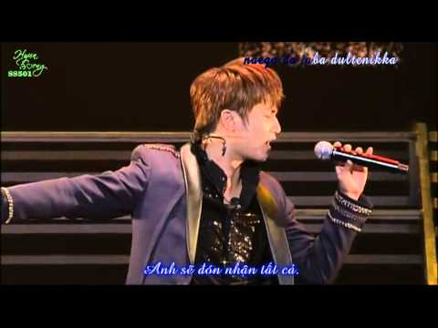 [Vietsub - Kara] FIND SS501 Heo Young Saeng Concert in Japan
