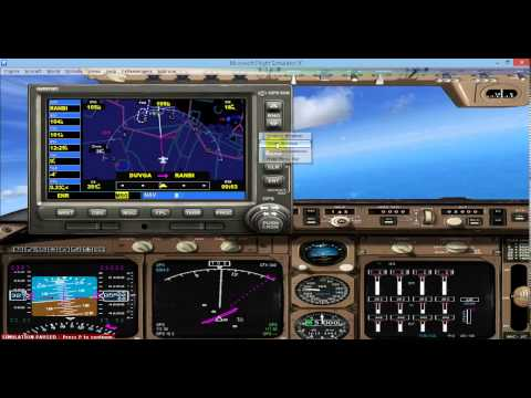 شرح الطيران Boeing 747-400 ستاندر