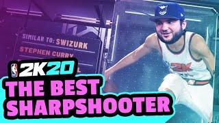 SWIZURK'S BEST SHARPSHOOTER BUILD in 2K20