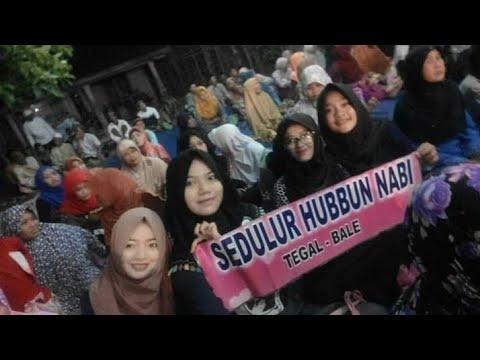 Sholawat Syahdu Busyrolana Hubbunnabi Pati - Sinom Widodo Bersholawat Desember 2016