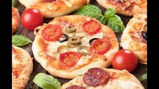 Самая вкусная пицца/Рецепт теста для пиццы