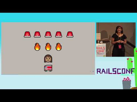 RailsConf 2017: Goldilocks And The Three Code Reviews by Vaidehi Joshi