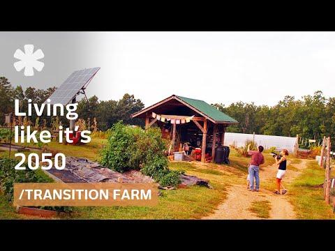 Living Like It's 2050: A Transition Farm In North Carolina