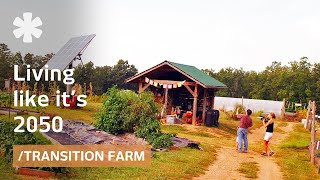 Living like it's 2050: a Transition Farm in North Carolina