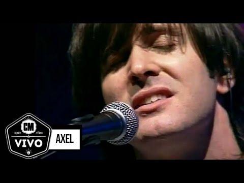 Axel (En vivo) - Show completo - CM Vivo 2008