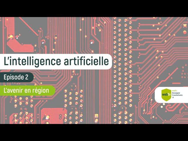 L'intelligence artificielle avec Jérôme Bonaldi épisode #2