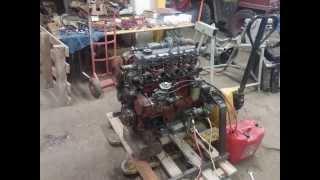 Avia 75 oprava motoru