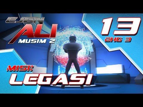 Ejen Ali Musim 2 (EP13) - Misi : Legasi [Bahagian 3]