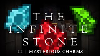 Minecraft | The INFINITE Stone | Minevolution Ep 3 | Mysterious Charms (Minecraft Cookie Clicker)