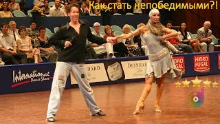 Donnie Burns & Gaynor Fairweather | история успеха непобедимых танцоров