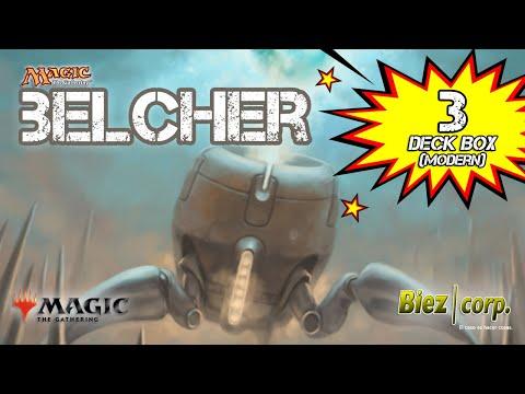 Biez Corp.- Deck Box 3 - Belcher en Modern (versión Biez)