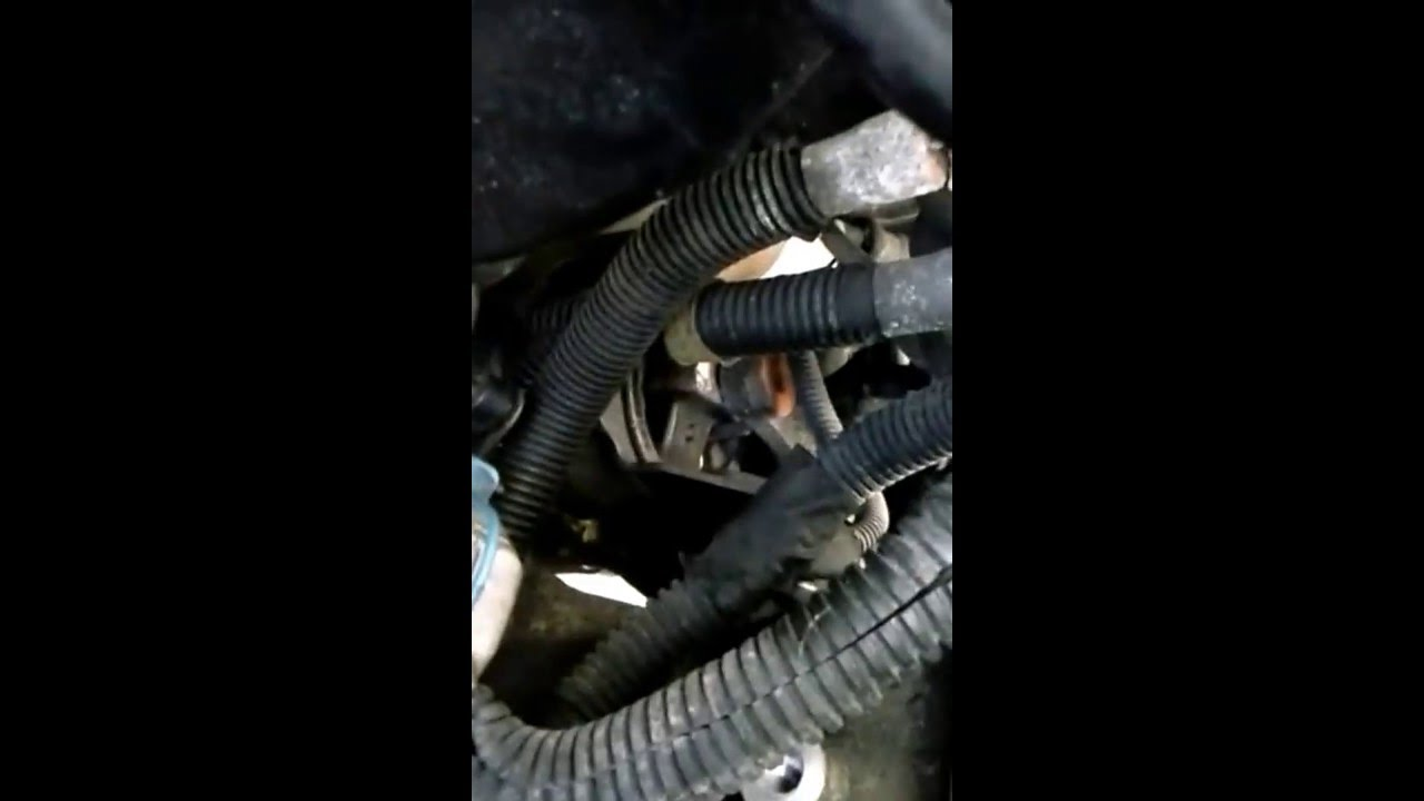 2005 pontiac grand am se tcc solenoid shifter solenoid swap 4 hours 4t45 e part 1 3 [ 1280 x 720 Pixel ]