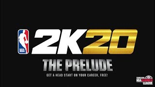 NBA 2K20 Prelude Trailer Summer League (8/21/19) (Leaked)