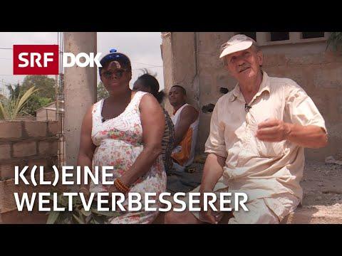 Zwei Schweizer gründen eine Schule in Togo | Bildung in Afrika | Reportage | SRF DOK