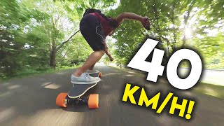 BOOSTED BOARD VIBES FOR $600 | Wowgo 3 Electric Skateboard SPEED TEST
