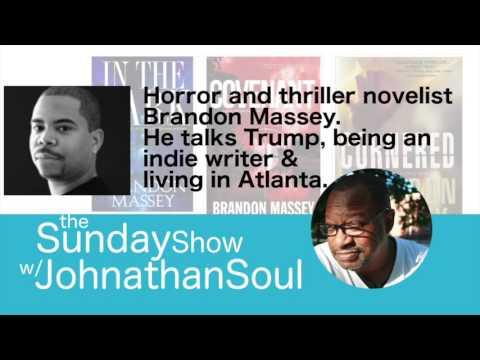 GREAT INTERVIEW: Horror thriller novelist Brandon Massey