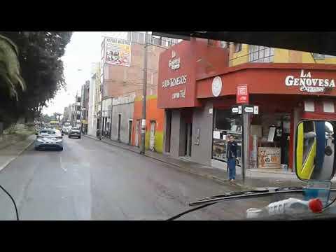 Tacna lluvia :)